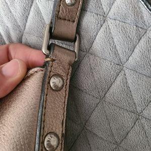 Louis Vuitton Bags - Louis Vuitton Metallic Monogram Mahina Hobo Bag